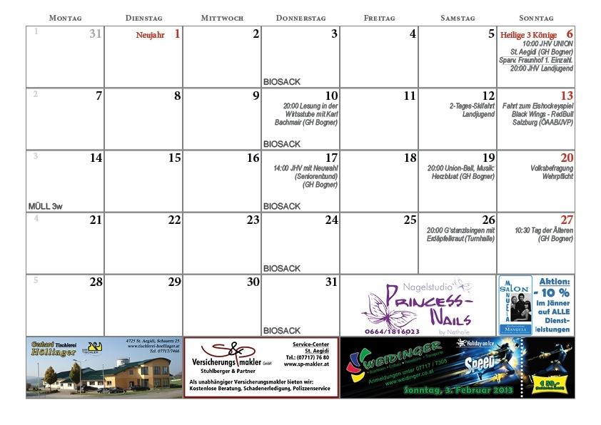 Kalender-20135